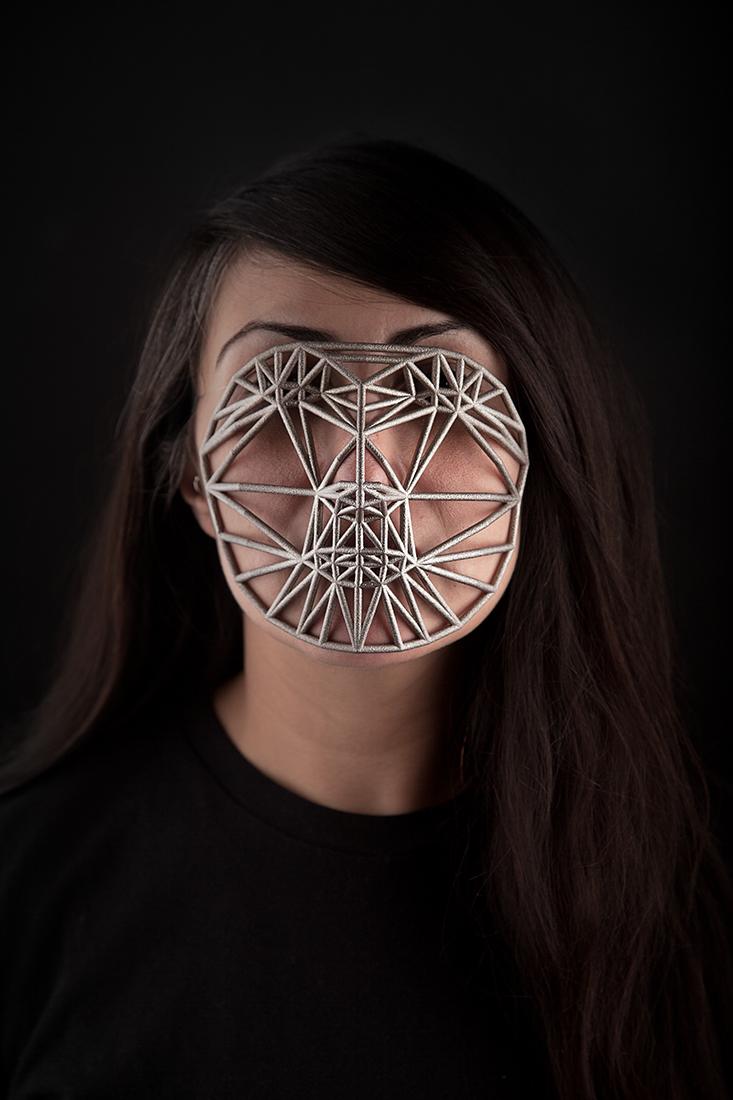 Face Cage 2, Elle Mehrmand