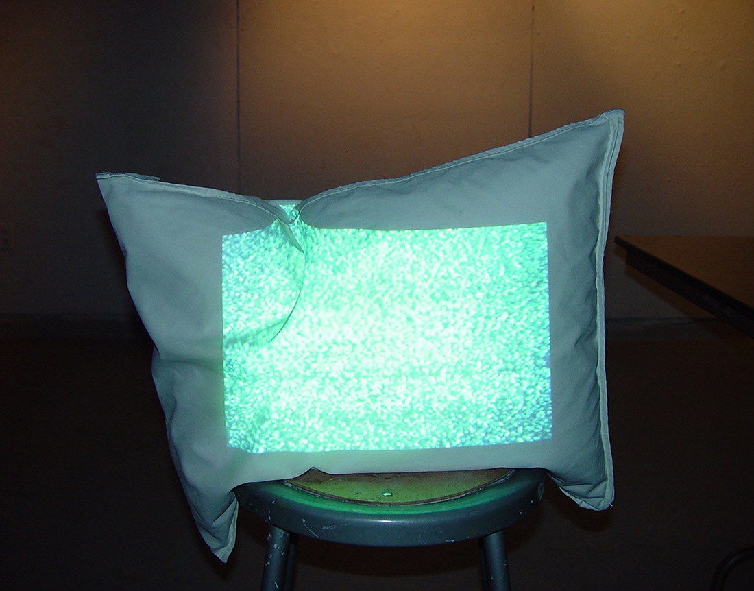 tv pillow