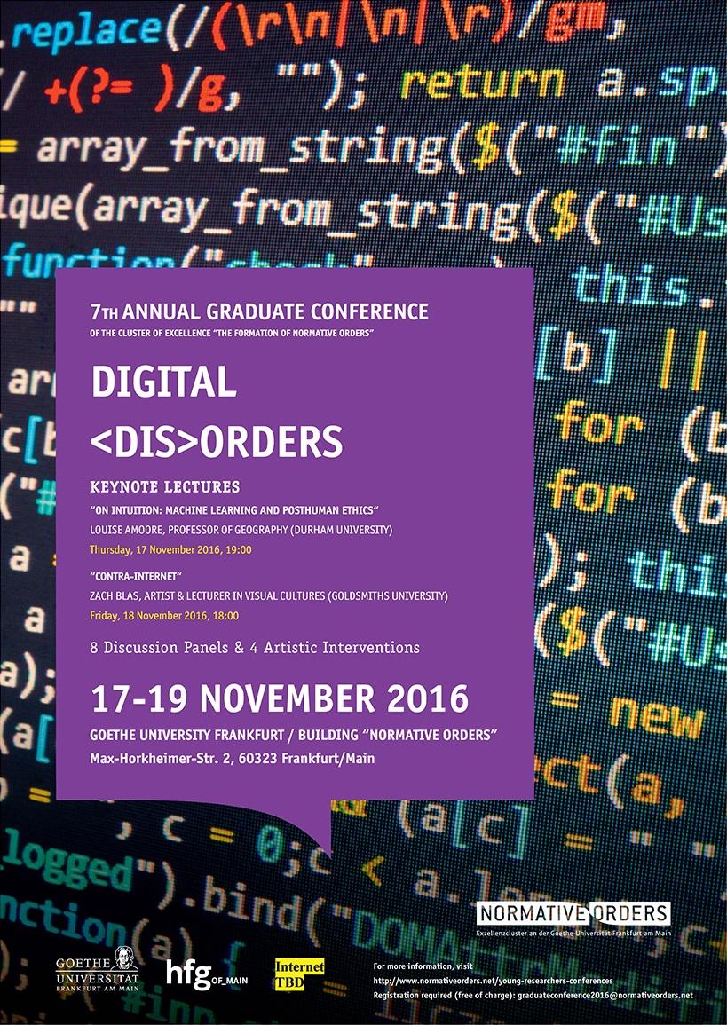 Digital Disorders