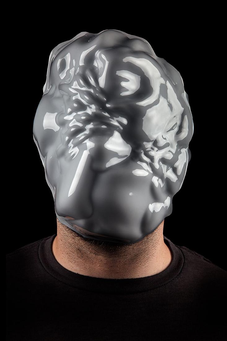 Mask - May 19, 2014, Mexico City, Mexico