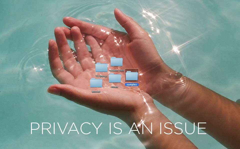 DIS Magazine, Privacy Issue