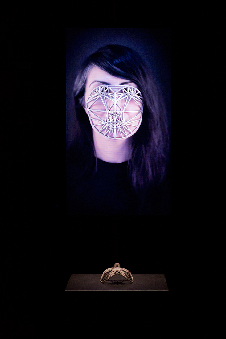 Zach Blas, Face Cages, CAPTURE ALL, transmediale