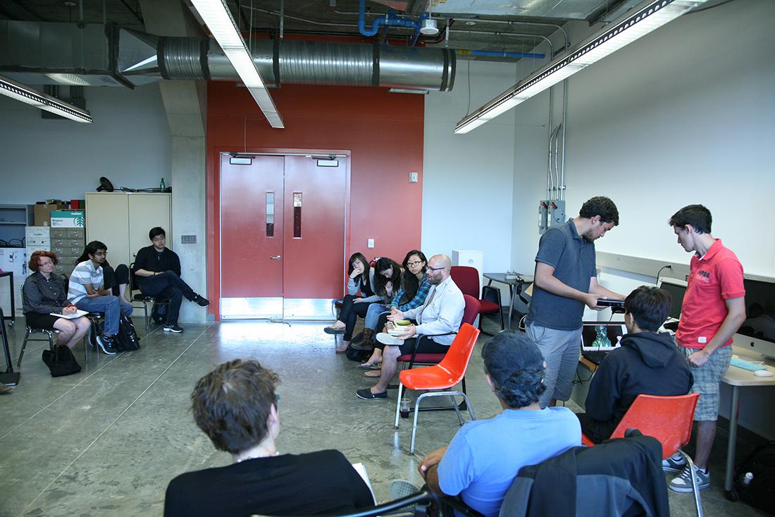 Zach Blas, Facial Weaponization Suite: A Mask-Making Workshop, UCSD