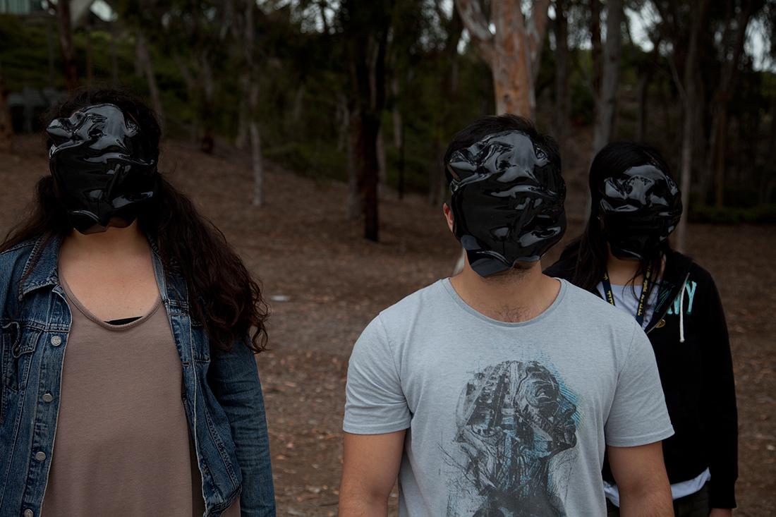 Zach Blas, Facial Weaponization Suite: Protest Line / Face Off, UCSD