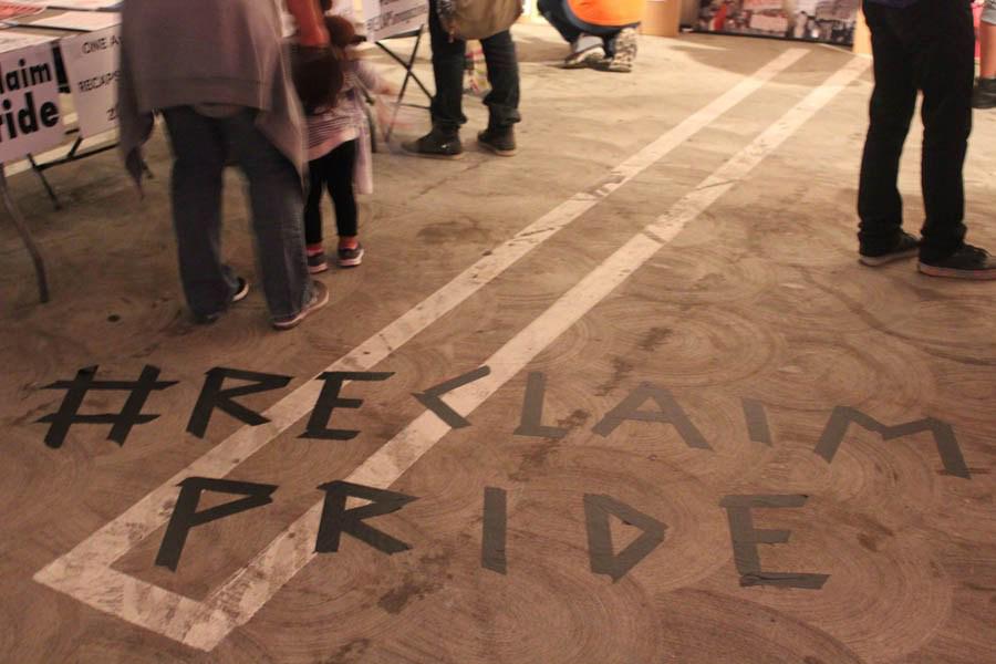 Zach Blas, Fag Face Scanning Station, reclaim:pride