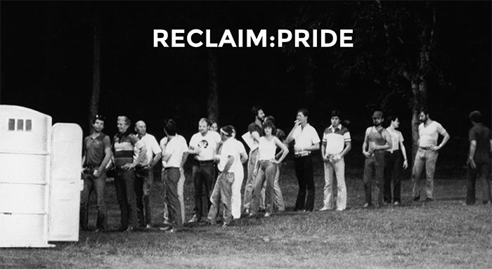 reclaim:pride, ONE Archives