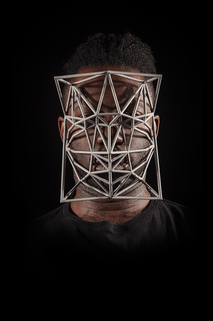 Face Cage 4, Paul Mpagi Sepuya